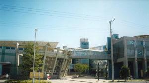 県立幕張総合高等学校 新築工事1