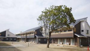 千葉県富浦学園居住棟 A、B、C棟1