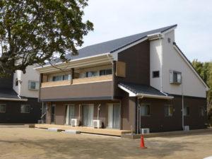 千葉県富浦学園居住棟 A、B、C棟2