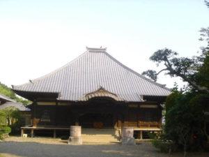 法厳寺 本堂